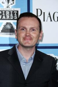 Pat Healy at the 2008 Film Independent's Spirit Awards.