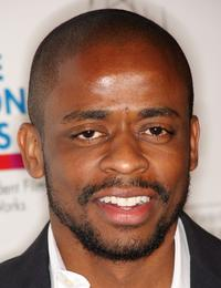 Dule Hill at the 29th College Television Awards Gala.