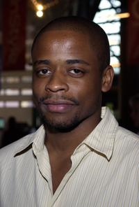 Dule Hill at the screening of