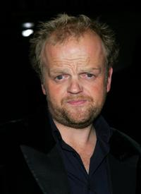 Toby Jones at the Toronto International Film Festival.