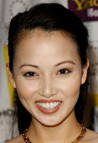 Linda Kim at the Hollywood Film Festival screening of
