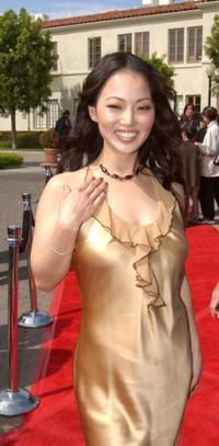 Linda Kim at the California premiere of