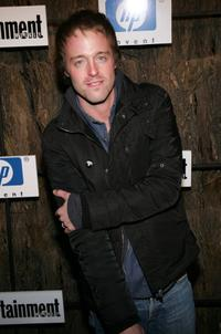 Joshua Leonard at the Entertainment Weekly's Winter Wonderland Sundance Bash during the 2005 Sundance Film Festival.