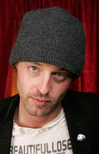 Joshua Leonard at the 2005 Sundance Film Festival.