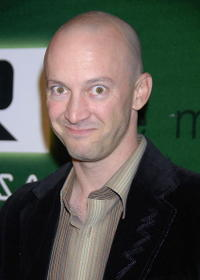 J.P. Manoux at the celebration for the 300th episode of