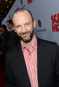 J.P. Manoux at the California premiere of