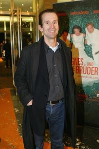 Ulrich Matthes at the Berlin premiere of