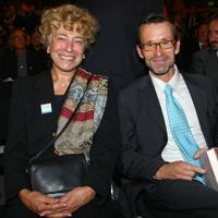 Gesine Schwan and Ulrich Matthes at the
