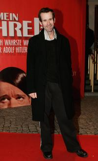 Ulrich Matthes at the premiere of