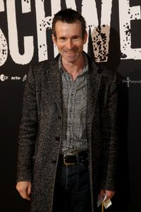Ulrich Matthes at the German premiere of
