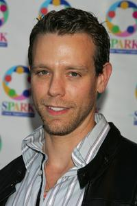 Adam Pascal at the weSPARKLE Take V