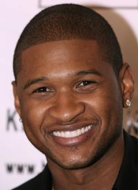 Usher Raymond at the Los Angeles Dream Dinner benefiting the Martin Luther King Jr., National Memorial.