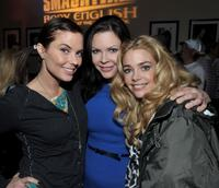 Donnamarie Recco, Christa Campbell and Denise Richards at the party of
