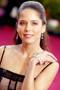 Ana Claudia Talancon at the 75th Annual Academy Awards.