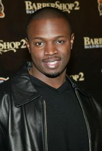 Sean Patrick Thomas at the special screening of