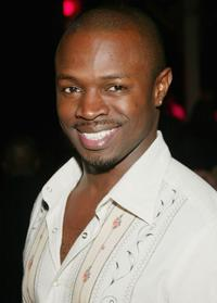 Sean Patrick Thomas at opening night party of