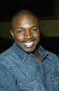 Sean Patrick Thomas at the NAACP Image Awards Cocktail Party.