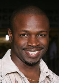 Sean Patrick Thomas at the premiere of