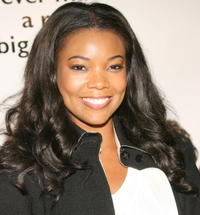 "Gabrielle Union at the film premiere of ""Norbit"" in Westwood, California."