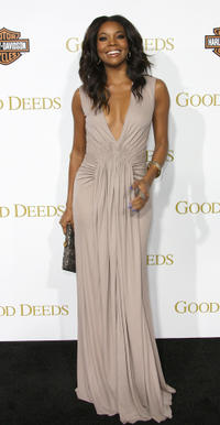"""Gabrielle Union at the California premiere of """"Tyler Perry's Good Deeds."""""""