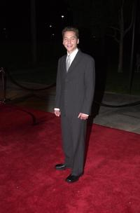 Michael Weston at the world premiere of