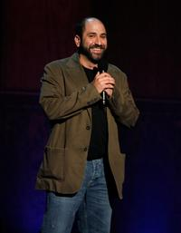 Dave Attell at the Spike TV's First Annual Guys Choice.