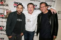 Dave Attell, Colin Quinn and Lewis Black at the 6th annual Gerry Red Wilson Foundation Comedy Benefit.