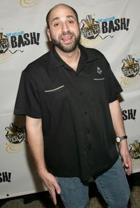 Dave Attell at the Comedy Central Bar Mitzvah Bash.