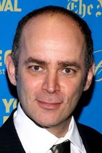 Todd Barry at the New York Film Festival Presentation of