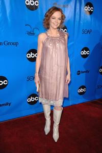 Emily Bergl at the Disney/ABC Television Group All Star Party.