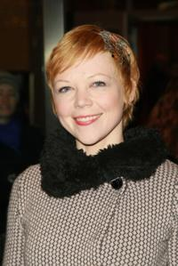 Emily Bergl at the opening night of