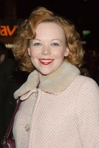 Emily Bergl at the opening of
