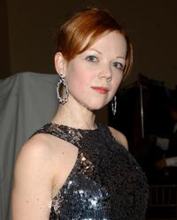 Emily Bergl at the after party of the opening of