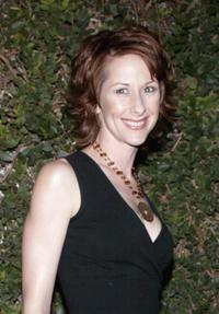 Wendy Braun at the opening night of the play