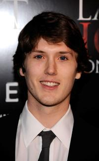 Spencer Treat Clark at the premiere of