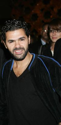 Jamel Debbouze at the screening of