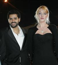 Jamel Debbouze and Ludivine Sagnier at the sixth International Film Festival (FIFM).