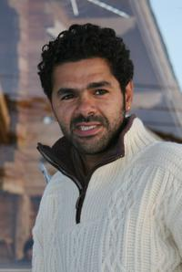 Jamel Debbouze at the 10th Comedian Film Festival.
