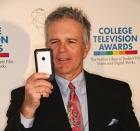Tony Denison at the 29th College Television Awards gala.