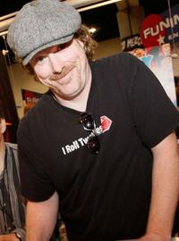 John DiMaggio at the