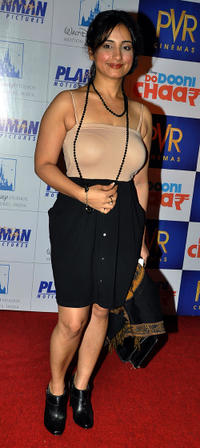 Divya Dutta at the premiere of