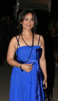 Divya Dutta at the Filmfare Awards ceremony.