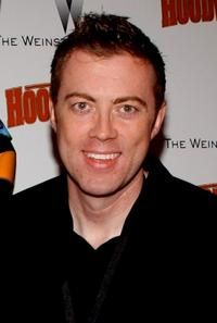 Cory Edwards at the premiere of