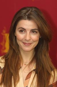 Ana Fernandez at the Berlinale Film Festival.