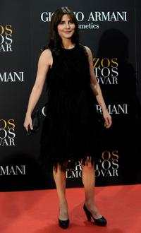 Ana Fernandez at the Madrid world premiere of