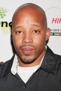 Warren G. at the Russell Simmons Salute to Grammy Award Nominees celebration.