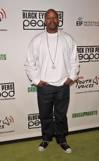 Warren G. at the 5th Annual Peapod Foundation Benefit Concert.