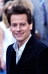 Ioan Gruffudd at the world premiere of
