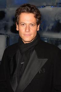 Ioan Gruffudd at the Y-3 Fall 2008 fashion show.