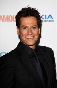 Ioan Gruffudd at the Glamour Women Of The Year Awards.